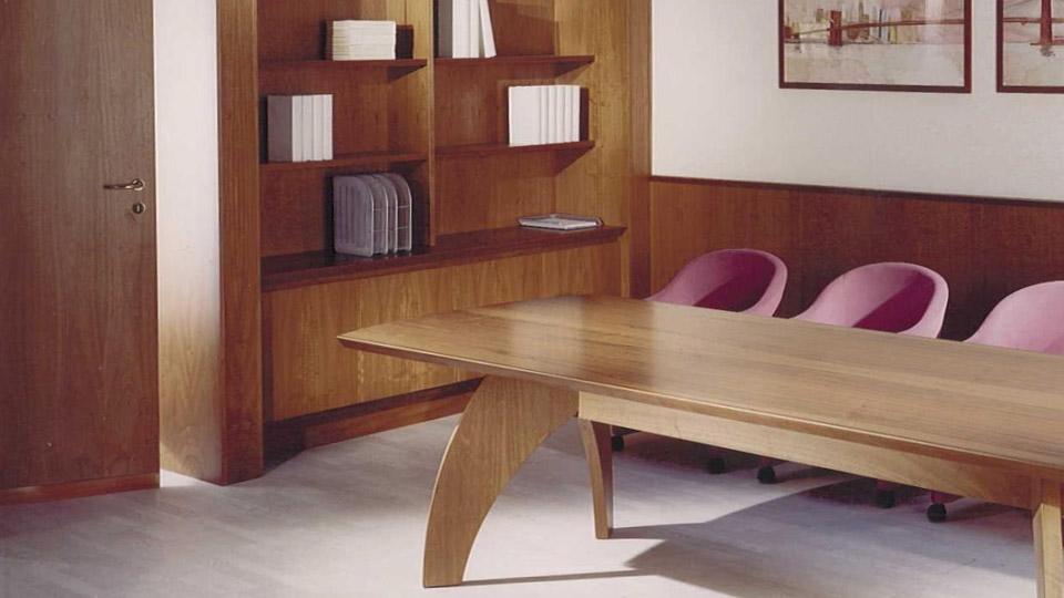 Studio legale roda with mobili per studio for Mobili da studio